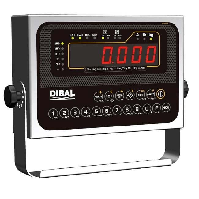 Весовые индикаторы DMI-620
